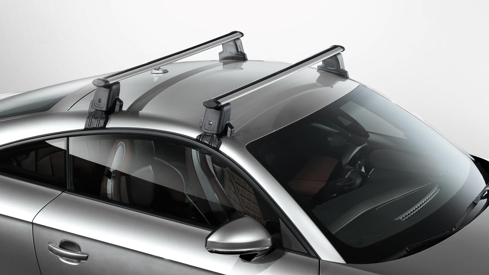 2017 Audi Tt Base Carrier Bars 8s8071126 Audi